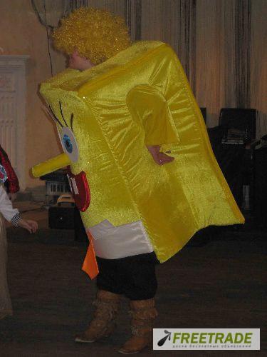 Новогодний костюм карлсона своими руками фото