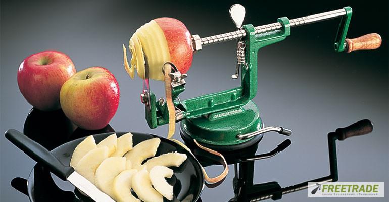 Резка яблок для сушки своими руками 37